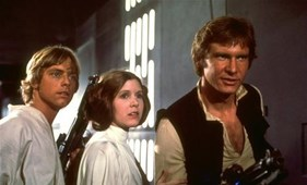 Harrison Ford is leigazolt a mikiegér Star Wars-ba