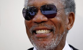 Morgan Freeman nem halt meg